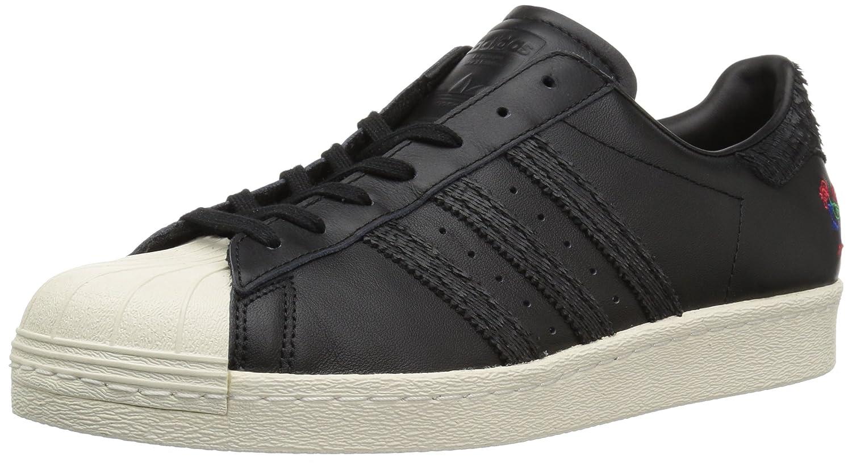 Adidas Originals Originals Adidas Superstar Baskets, Mixte Enfant, blanc, XX 42 EU|Cblack,cblack,cwhite a70975