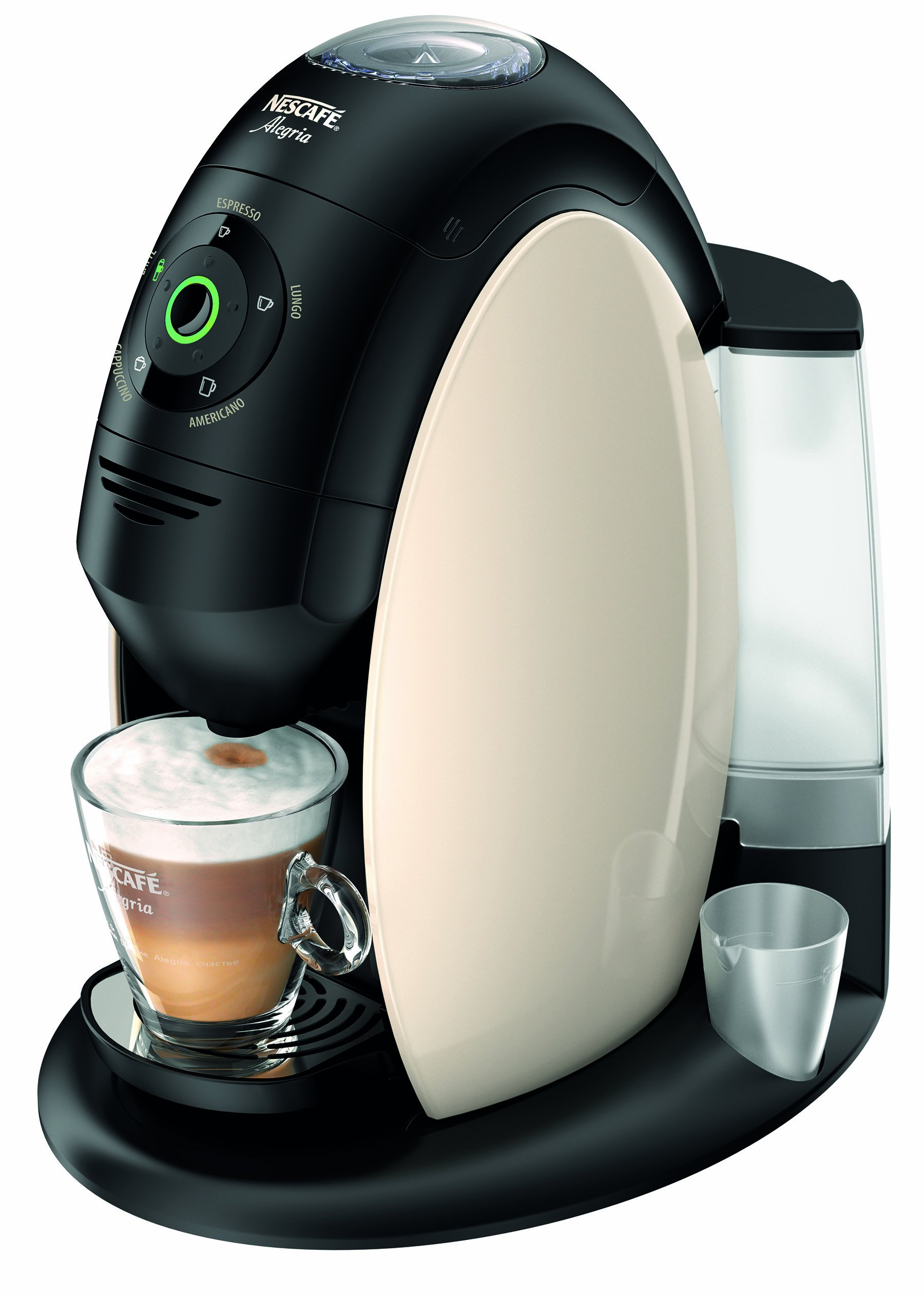 Nescafe Alegria 510 Barista Coffee Machine