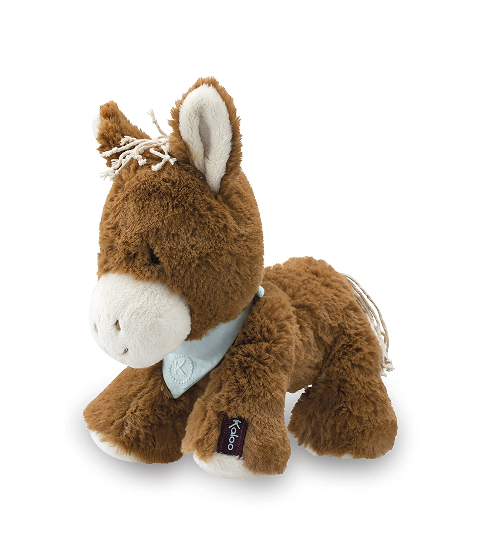 Kaloo Les Amis Medium Mocha the Horse Juratoys US Corp K963002