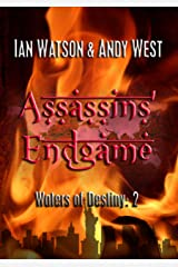 Assassins' Endgame (Waters of Destiny Book 2) Kindle Edition