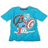 Marvel T-Shirt für Jungen Captain America