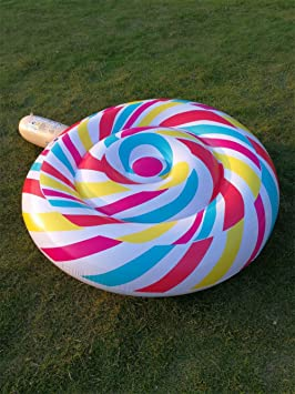 iJIAHOMIEColchonetas y juguetes hinchablesJuguetes flotantes inflables del partido del flotador de la piscina de la fila