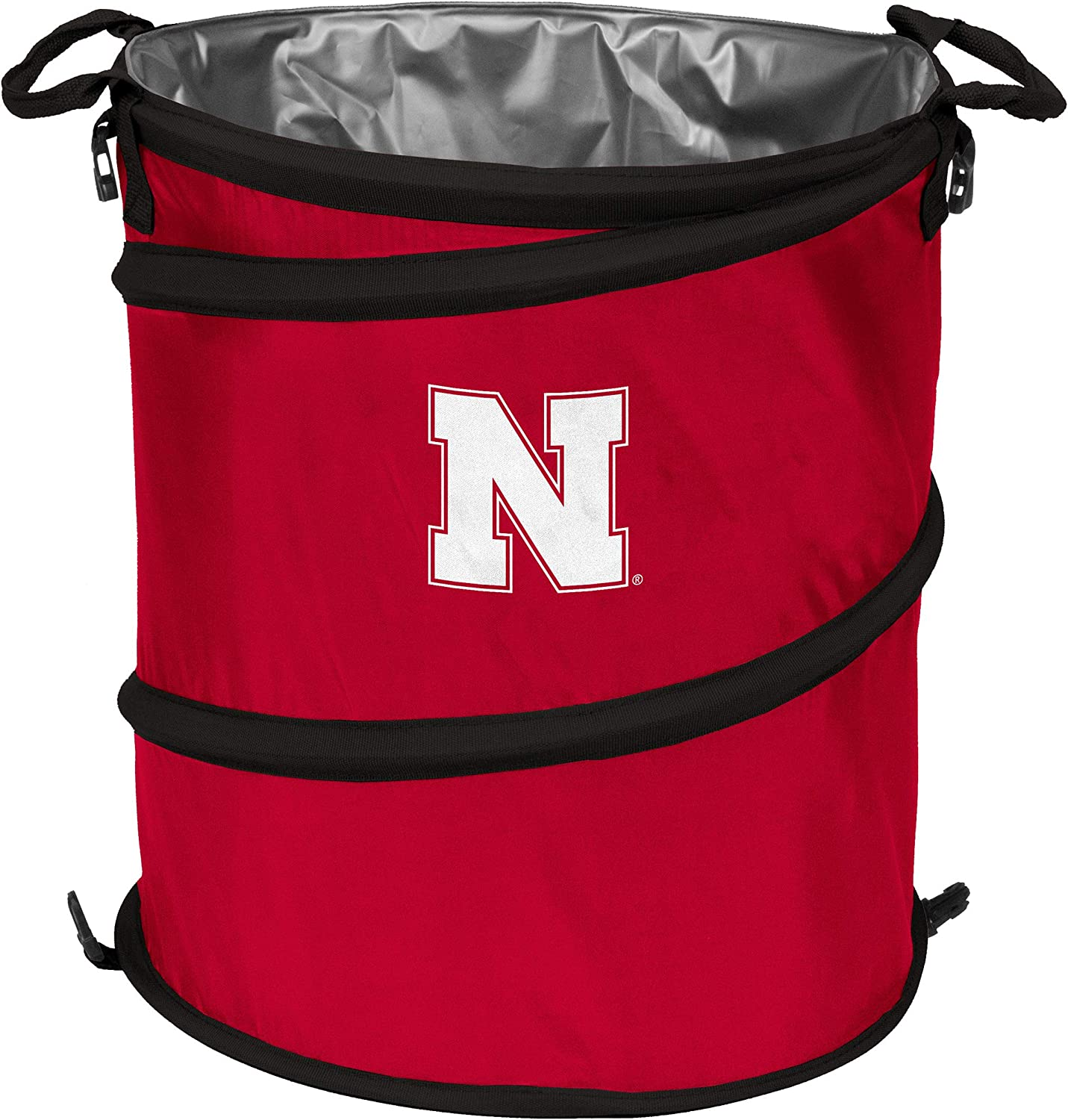 Nebraska Cornhuskers Trash Can Cooler