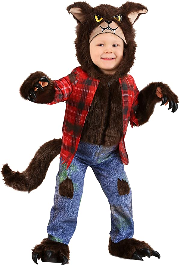Toddler Werewolf Costumes