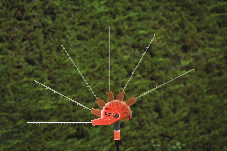 Black decker elektro stabheckenschere w schwertlänge cm