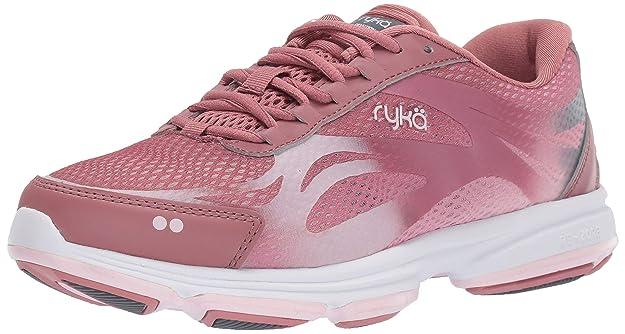 Ryka Women's Devotion Plus 2 Walking Shoe, Tea Rose, 5.5 M US