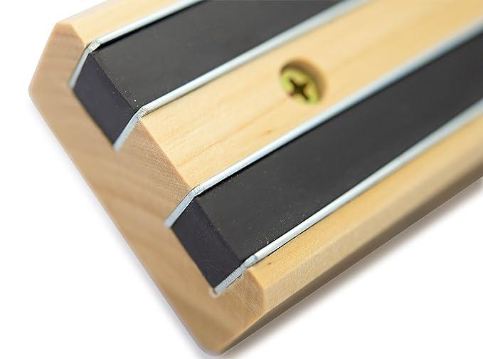 Amazon.com: Culina Soporte Magnético para Cuchillos 12