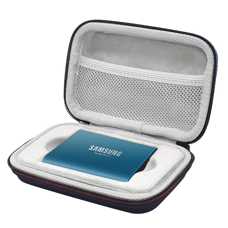 Funda para Samsung T5/T3/T1 Portable SSD Unidades de Estado sólido ...