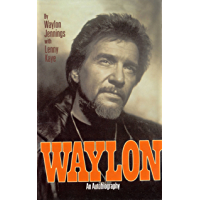 Waylon: An Autobiography book cover