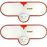 SPOPAD FIT2(スポパッドフィット2)2個セット|足腕おしり用