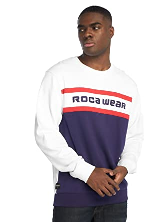8410a0aa4 Rocawear Homme Sweats & Pulls Stripes: Amazon.fr: Vêtements et ...