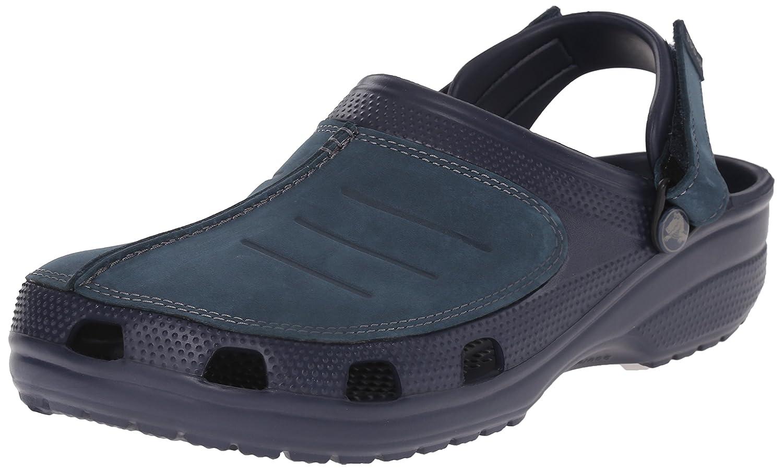 crocs Herren Yukonmesaclog Clogs Blau (Navy/Navy) Billig und erschwinglich Im Verkauf