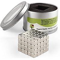 OfficeTree® 100 Mini imanes de neodimio 5x5x5 mm