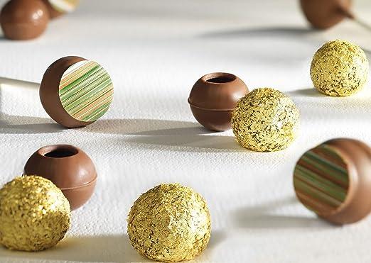 Callebaut Milk Truffle Shells - Conchas / Bolas Huecas Trufas de Chocolate con Leche (504 piezas) 1,36kg: Amazon.es: Alimentación y bebidas