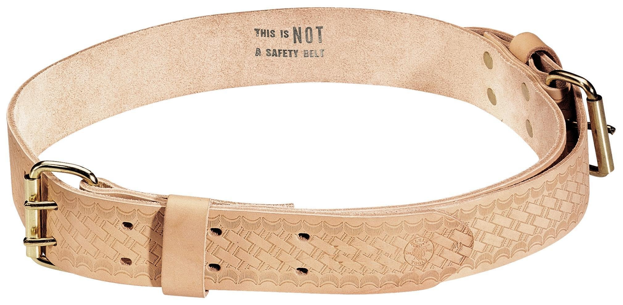 Ironworker's Heavy-Duty Tie-Wire Belt, Large Klein Tools 5420L