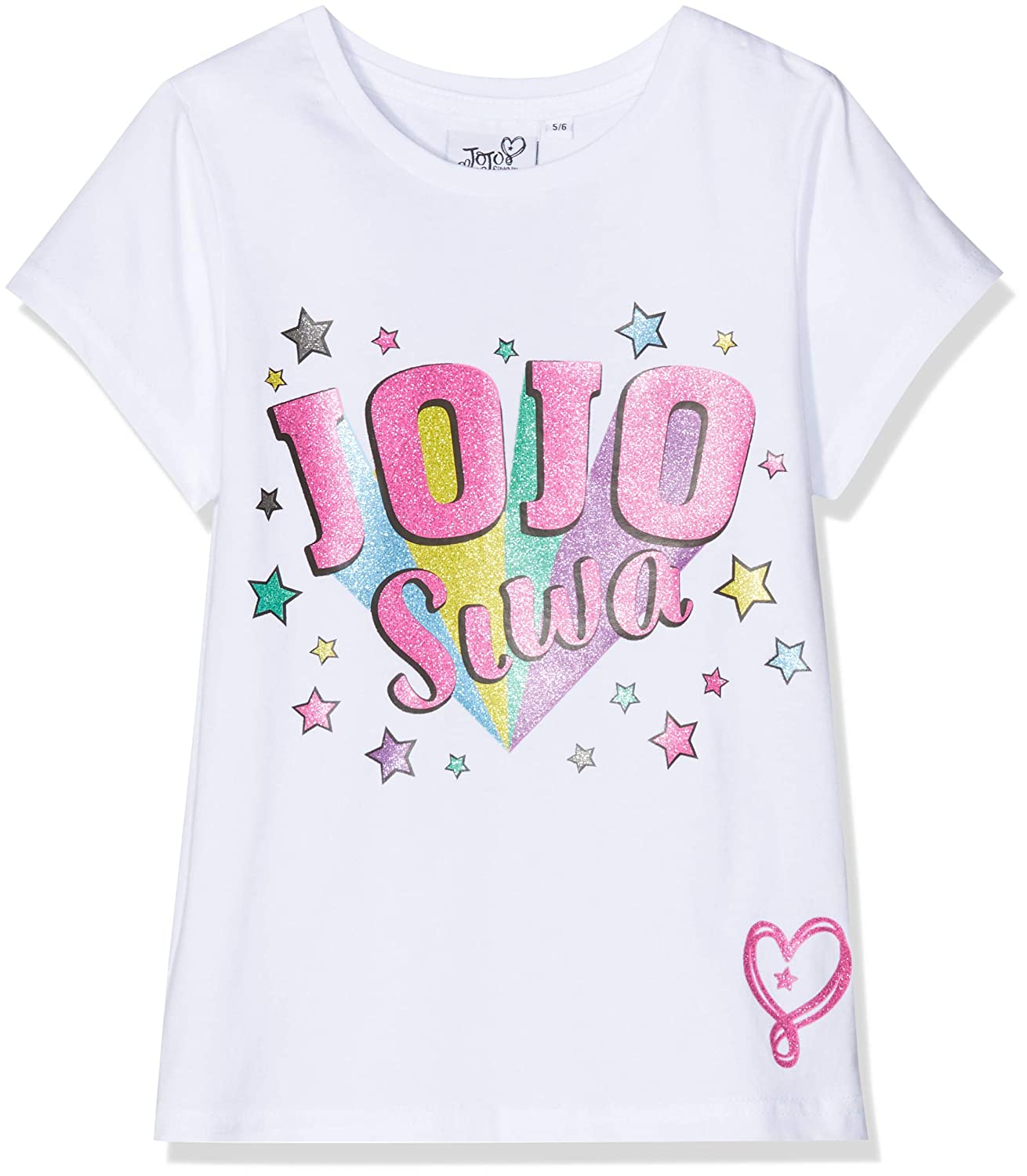Jojo Siwa Mä dchen T-Shirt Peace Love and Bling MO51710