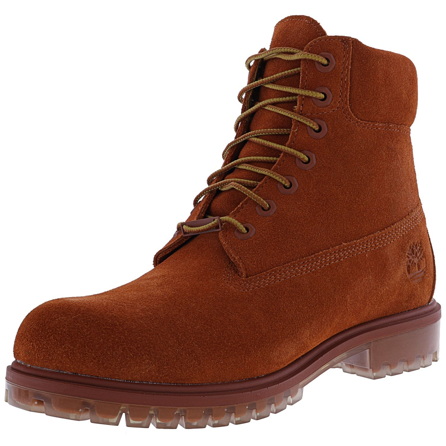 timberland suede