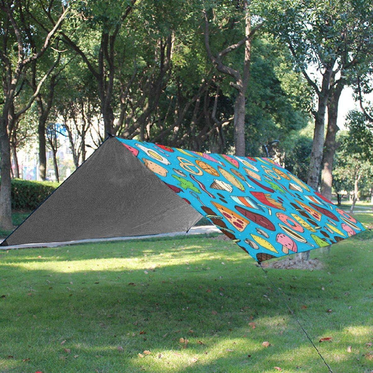 Txc9ds Star Butter-Fly - Tappetino da picnic all'aperto per parco, spiaggia, campeggio, portatile, impermeabile Ciambella