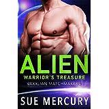 Alien Warrior's Treasure (Vaxxlian Matchmakers Book 1)