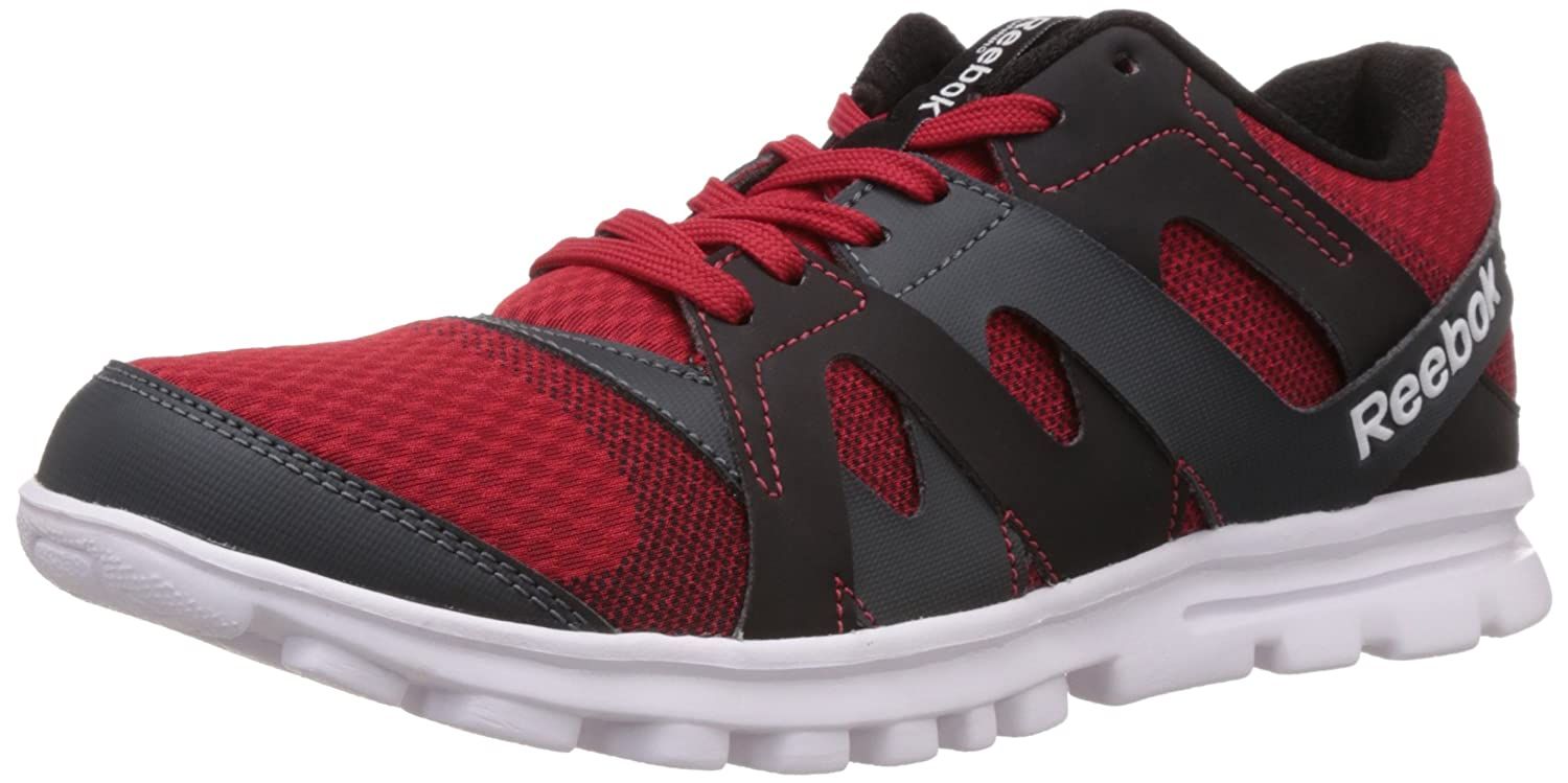 1d4b4b66a99 Reebok Men s Electro Run Running Shoes  Buy Online at Low Prices in India -  Amazon.in