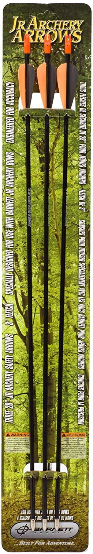 Barnett Crossbows 19007 Flechas, Unisex adulto, Negro, Única