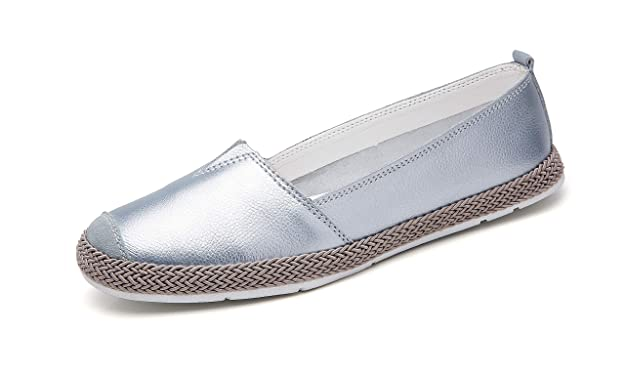 rieker Damen Halbschuhe SilberBlau Schuhe