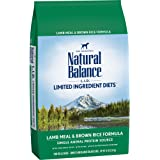Natural Balance L.I.D. Limited Ingredient Diets Dry Dog Food with Grains
