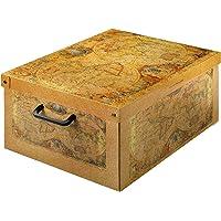 Kanguru Caja de Almacenamiento en cartòn Lavatelli, Modelo