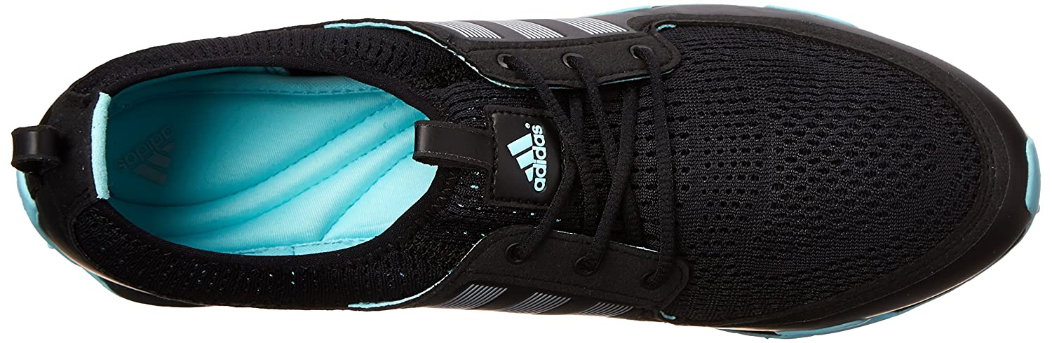 adidas Women's W CC Ballerina II Golf Shoe B00NVT2AFA Metallic/Clear 7 B(M) US|Core Black/Silver Metallic/Clear B00NVT2AFA Aqua 054ca8