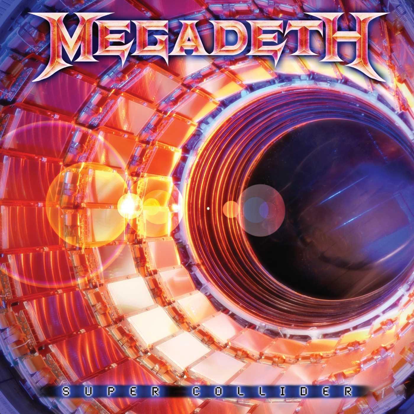 CD : Megadeth - Super Collider