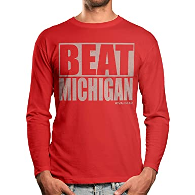 Ohio state michigan shirts