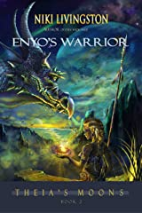 Enyo's Warrior: An Epic Fantasy Action & Adventure (Theia's Moons Book 2) Kindle Edition