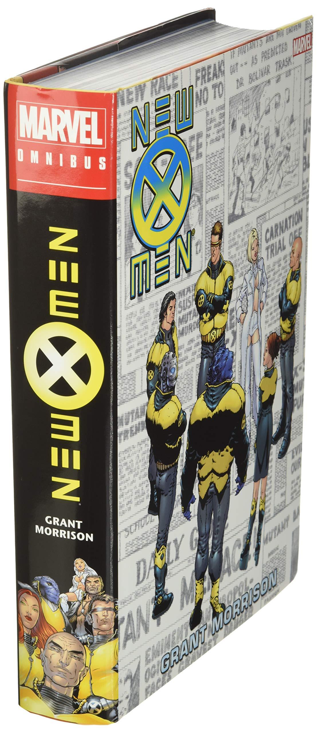 New X Men Omnibus By Grant Morrison