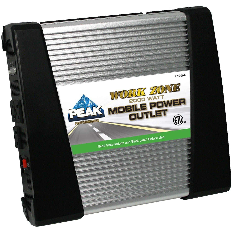 Peak PKC0AX-01 2,000-Watt Mobile Power Outlet