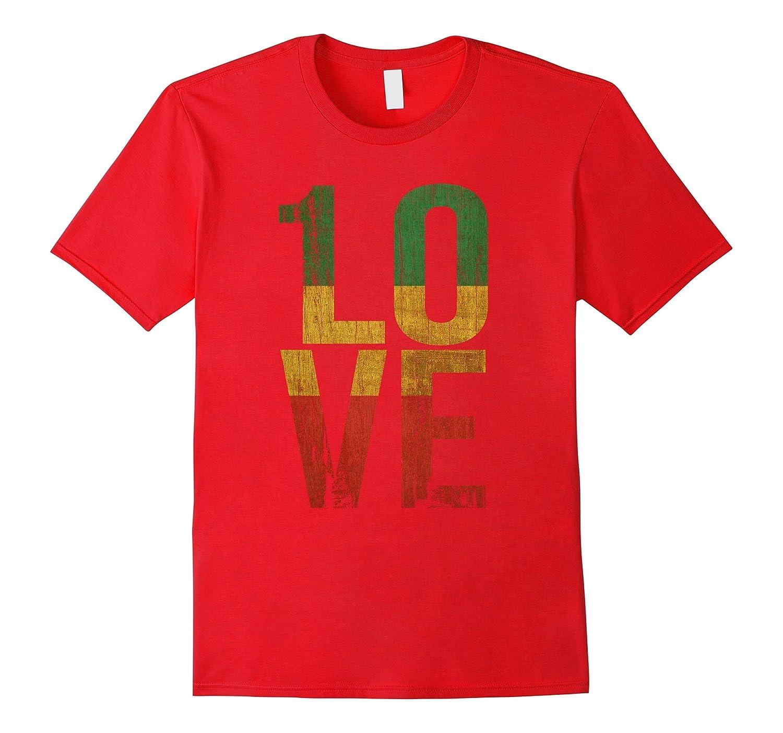 Shirt Reggae Music Medium Black-Xalozy
