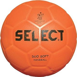 Sélectionnez 2722442666 Duo Soft Ball de Handball pour entraînement-Orange