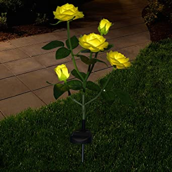 XLUX - Luces solares para decoración de jardín: Amazon.es: Iluminación