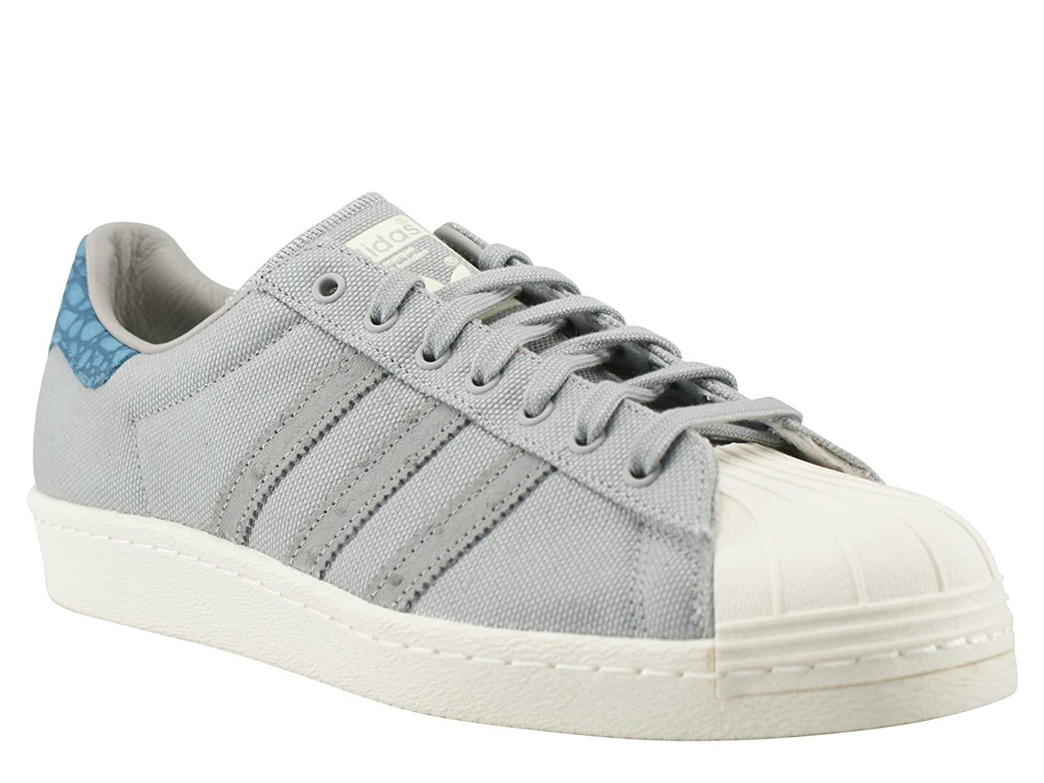 size 40 2ded3 129cc adidas Originals Superstar 80s Animal Oddity Sneaker Grey S75005, Size44  Amazon.co.uk Shoes  Bags