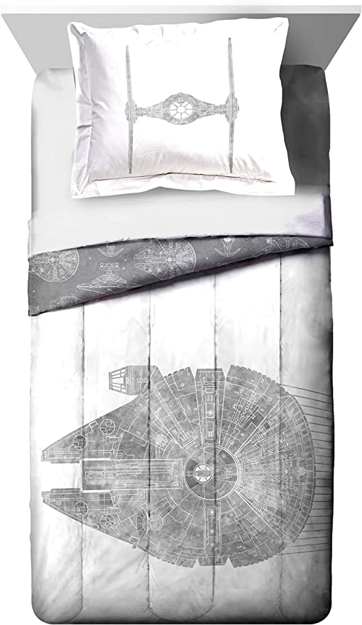 Star Wars Classic Twin//Full Comforter Set