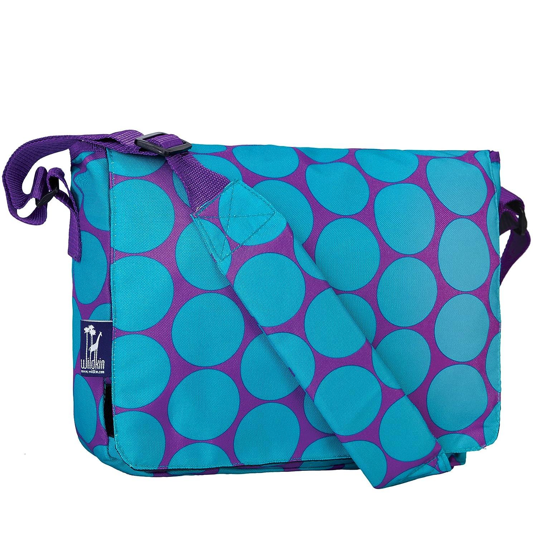 Amazon.com: Wildkin Camo Green 13 Inch x 10 Inch Messenger Bag ...