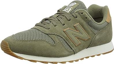 New Balance 373, Zapatillas para Hombre, Verde (Covert ...