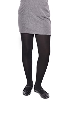 04fe1081c657b Rebecca Kids semi opaque tights range of colours by Lady K: Amazon.co.uk:  Clothing