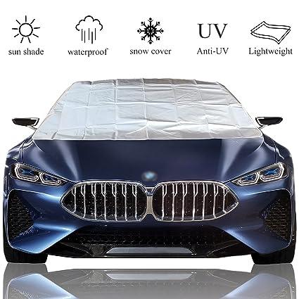 Amazon Com Bokin Car Windshield Sun Shade Snow Cover Sun Visor
