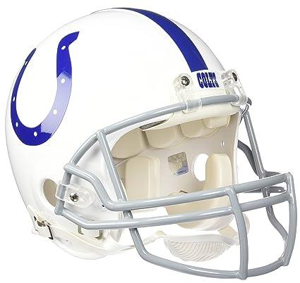 innovative design 9e612 0df1b Amazon.com : Riddell NFL Indianapolis Colts Authentic ...