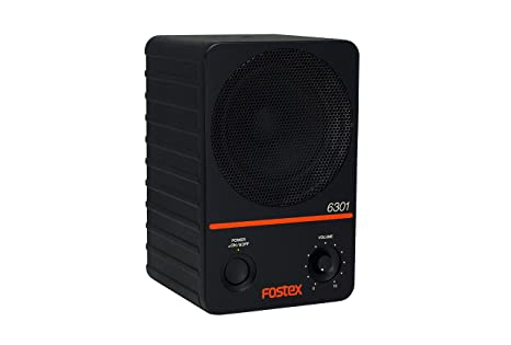 Video Production & Editing Single Fostex 6301b Active Powered Speaker