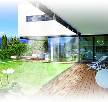 Greentech HYDRO Relax - Nebulizador para terraza (12 m): Amazon.es ...
