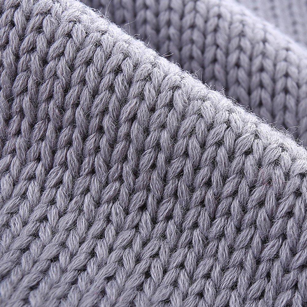 LittleSpring Little Girls' Sweater Long Sleeve Size 2T Grey by LittleSpring (Image #6)