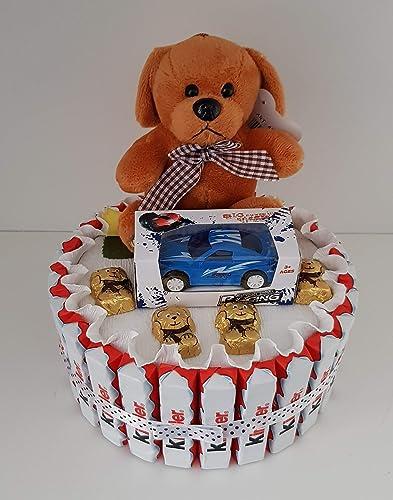 Kinderschokolade Torte Geschenk Fur Kinder Geburtstagsgeschenk