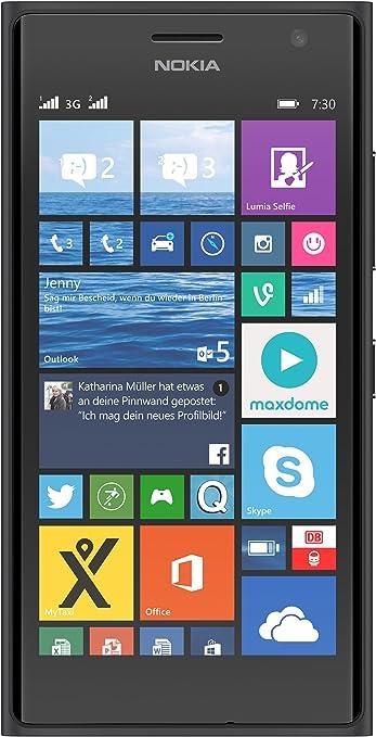 Nokia Lumia 730 - Smartphone Libre Windows Phone (Pantalla 4.7