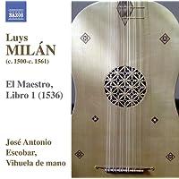 El Maestro, Libro 1 (1536)